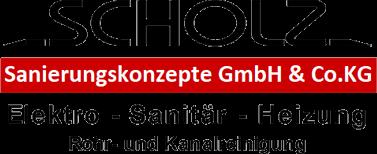 Scholz Sanieungskonzepte GmbH & Co. KG - Logo
